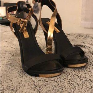 BCBG MAXAZRIA heels